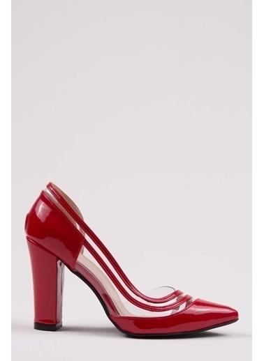 Gob London Ayakkabı Kırmızı